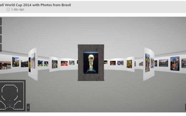 World Cup Photos Exhibitions