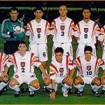 Kısa İspanya Ulusal Takımı Futbol Tarihi